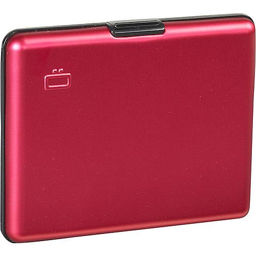 Ogon RFID Aluminum Large Smooth Wallet