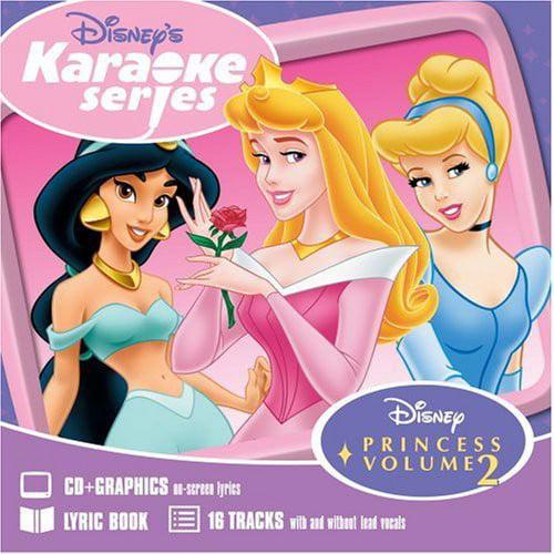 Disney's Karaoke Series: Disney Princess, Vol.2 (CD)