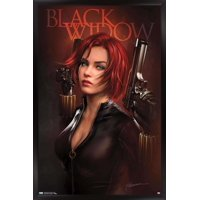 Marvel Comics - Black Widow - Two Guns Poster