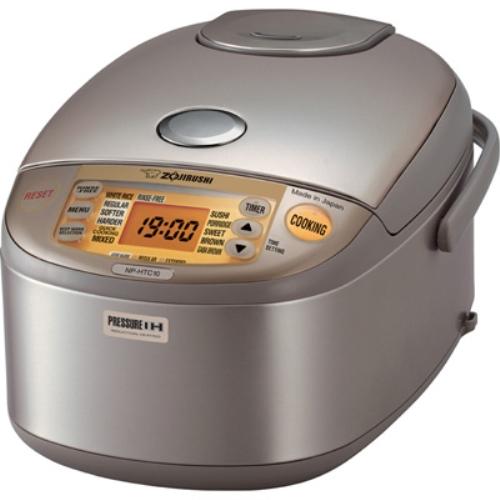 Zojirushi NSTSC18XA Micom  10-cup Rice Cooker/Warmer (Sta...