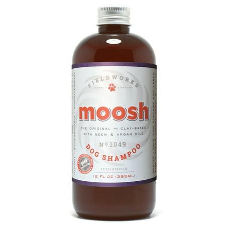 Dog Natural Shampoo (Moosh Natural Dog Shampoo)