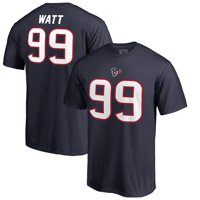 Product Image J.J. Watt Houston Texans NFL Pro Line by Fanatics Branded Big    Tall Authentic Stack Name 56265be06