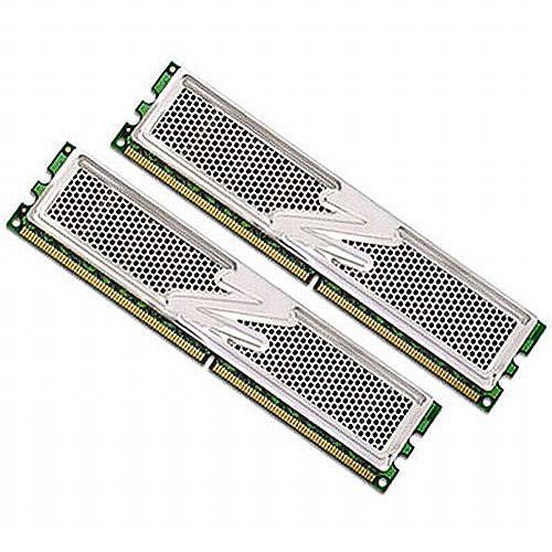 OCZ PC2-8500 DDR2 Platinum Edition 4GB Desktop Memory Kit