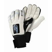 SELLS Convex Aqua Embossed Soccer Goalkeeper Gloves