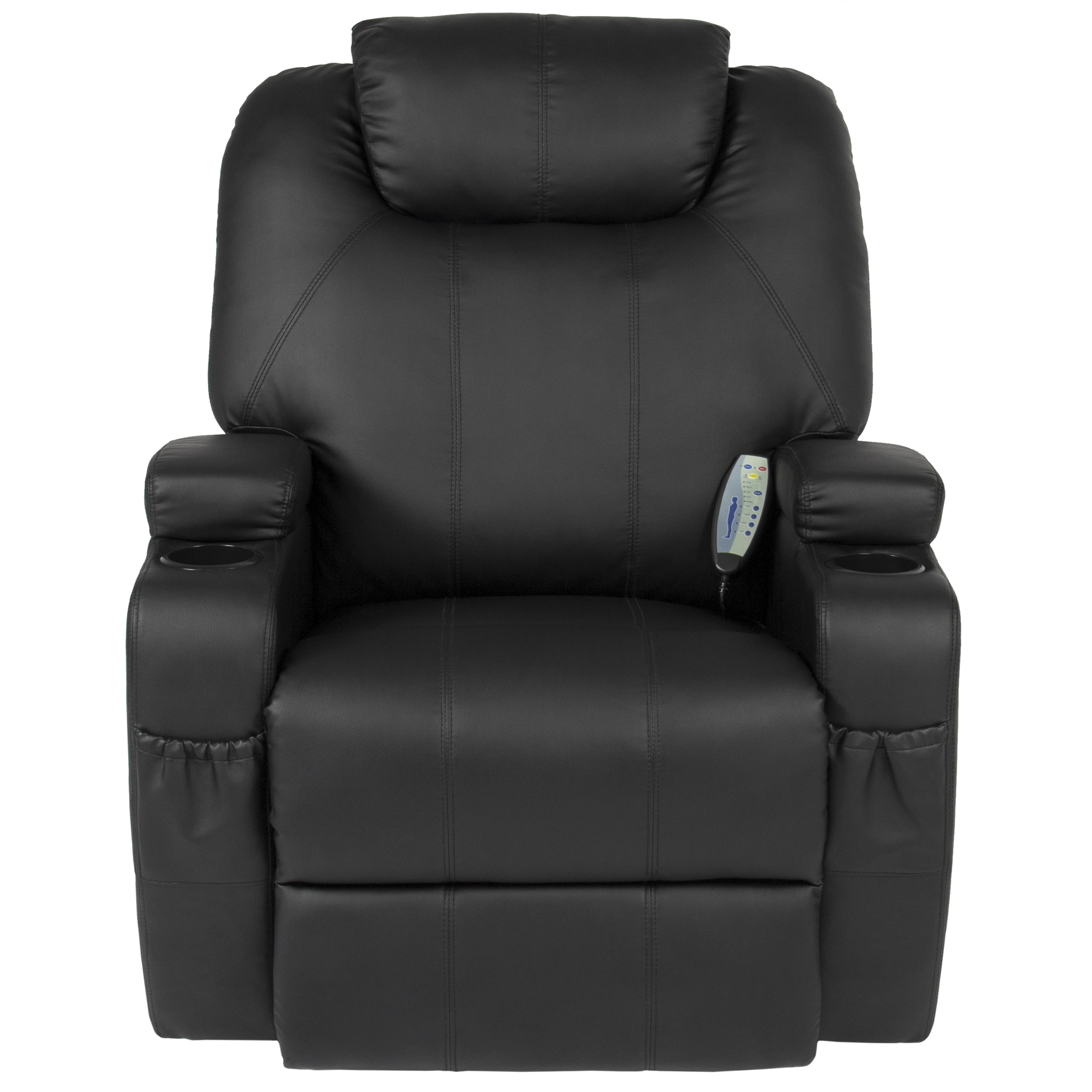 Recliner sofa parts perfect heated recliner recliner for Chair massage dc