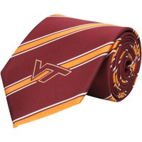Virginia Tech Hokies Woven Poly Tie