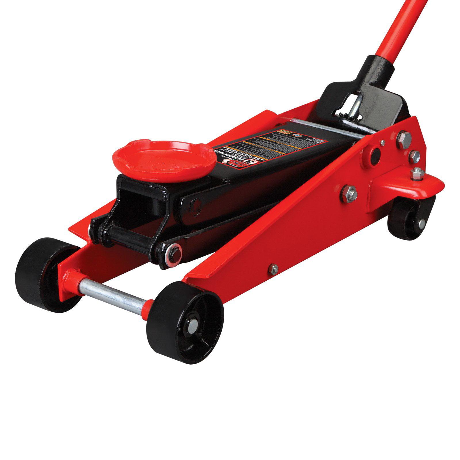 Torin Big Red T83002 3 Ton Pro Series 6000 Garage Jack   Walmart.com