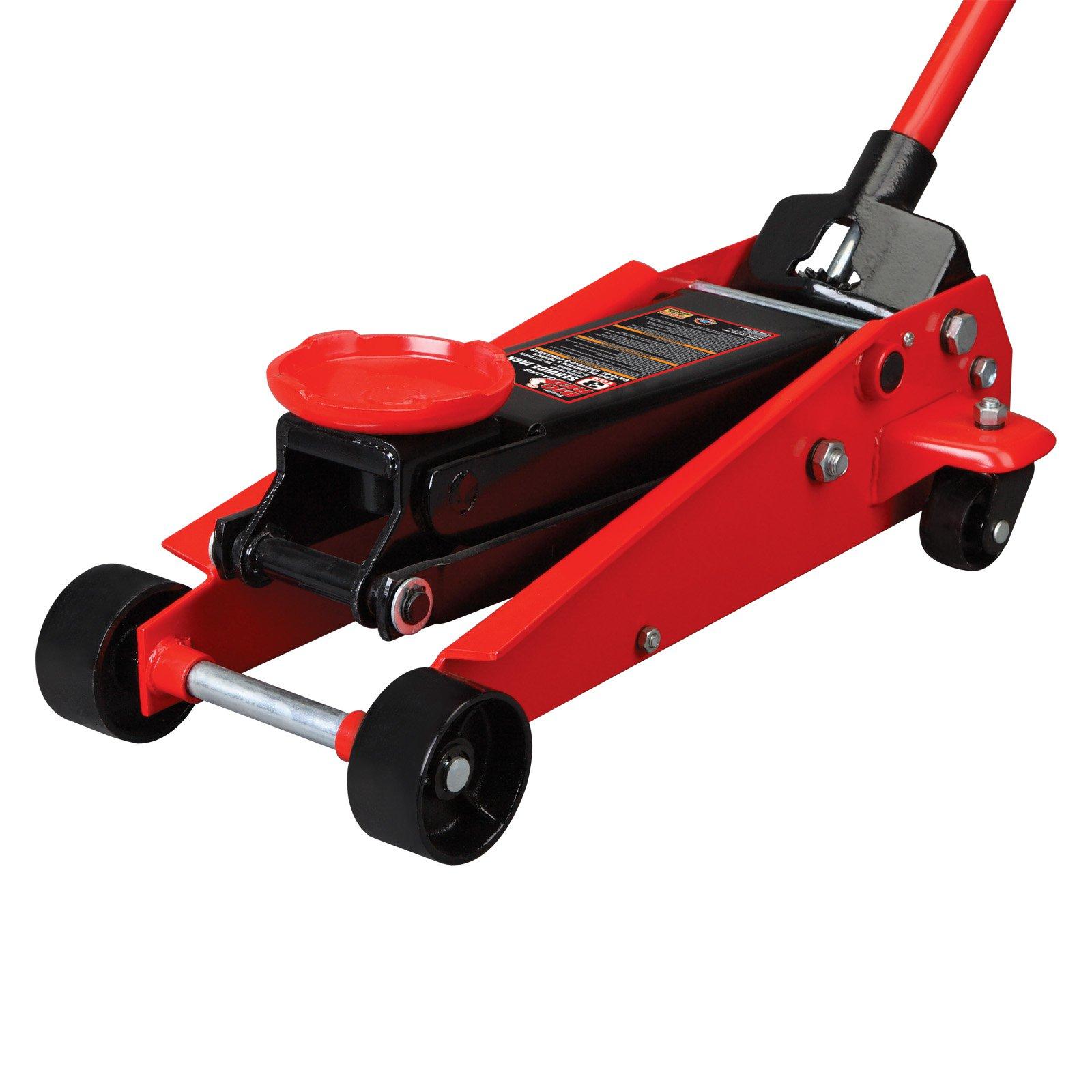 Torin Big Red T83002 3 Ton Pro Series 6000 Garage Jack