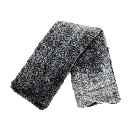 Upper Canada Therawell Faux Fur Relaxing Neck Wrap - Black