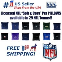 Pets First NFL San Diego Chargers Pet Pillow
