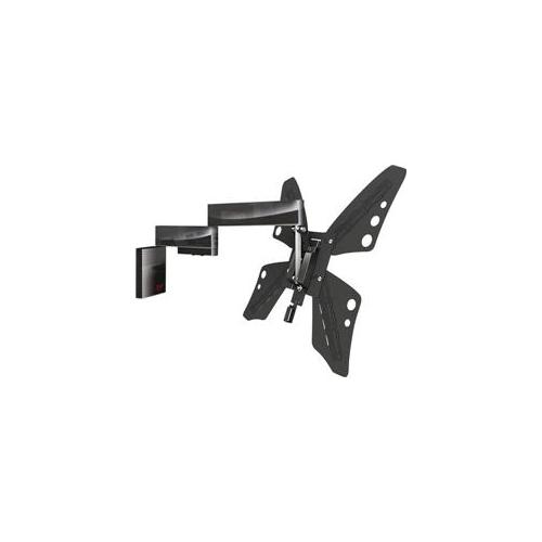 Barkan Mounts 34F LED, LCD, Plasma Wall Mount 4 Movement - Rotate, Fold, Swivel & Tilt Fits Up To 65 inch Pack of 3