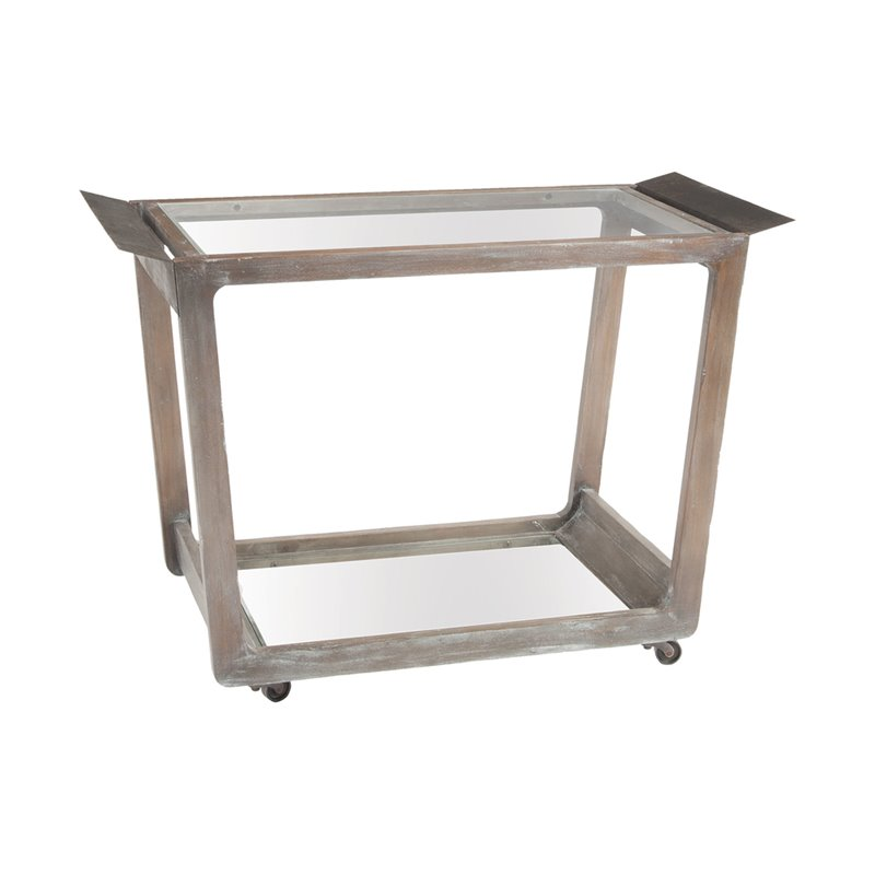 Bar Serving Cart by Dimond Home