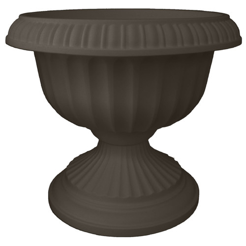 Charlton Home Merion Plastic Urn Planter by Urns