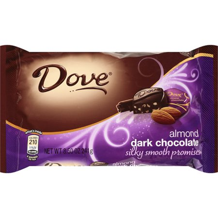 Dove Dark Chocolate Almond Promises