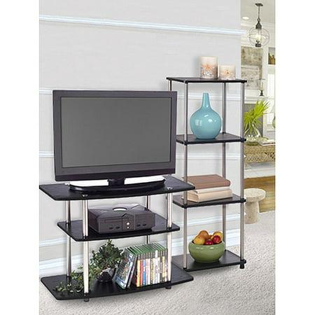 Design2Go Entertainment Center, for TVs up to 32;, Black
