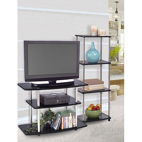 "Design2Go Entertainment Center, for TVs up to 32"", Black"