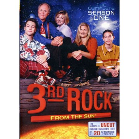 3rd Rock from the Sun: Season 1 (DVD) (3rd Rock From The Sun Tv Series)