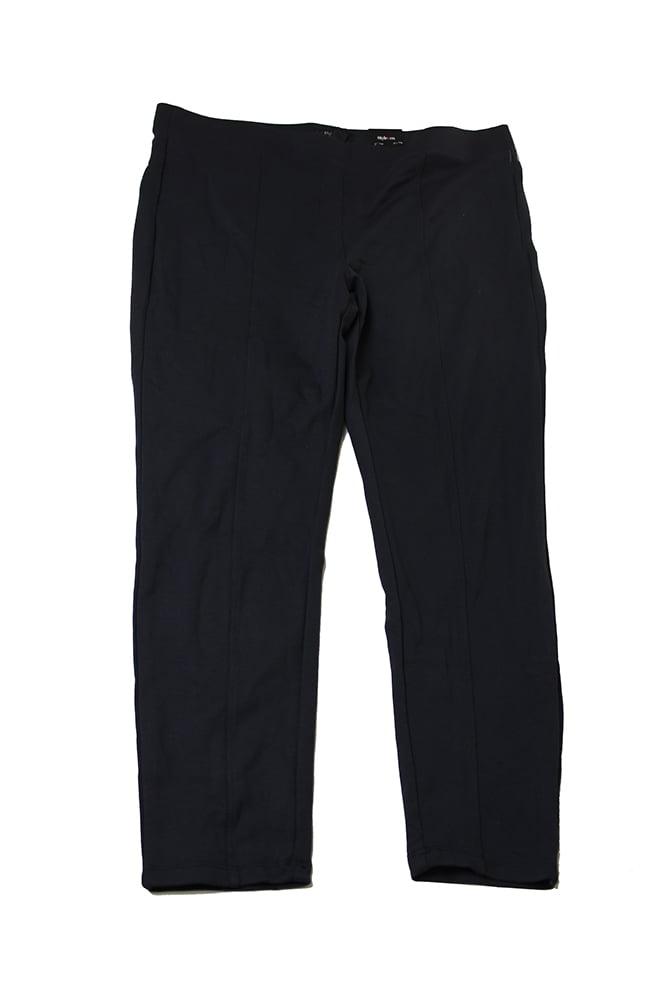 Style & Co.. Plus Size Carbon Seamed Leggings 20W