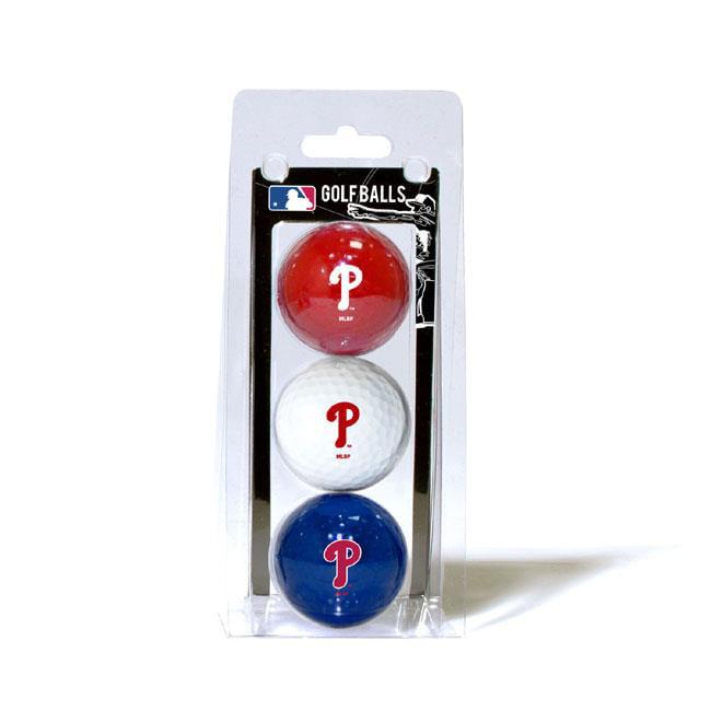 Team Golf 97005 Philadelphia Phillies 3 Ball Clam