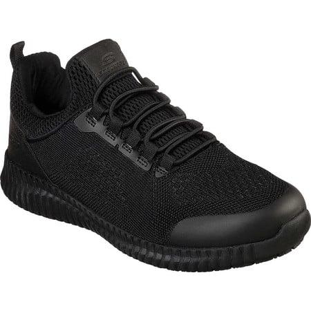 Skechers Work Relaxed Fit Cessnock - Carrboro Slip Resistant Work Shoe (Women's)