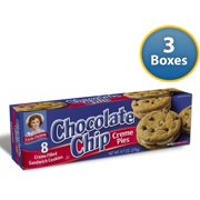Little Debbie Chocolate Chip Crme Pies 10. 63 oz (3 - pack)