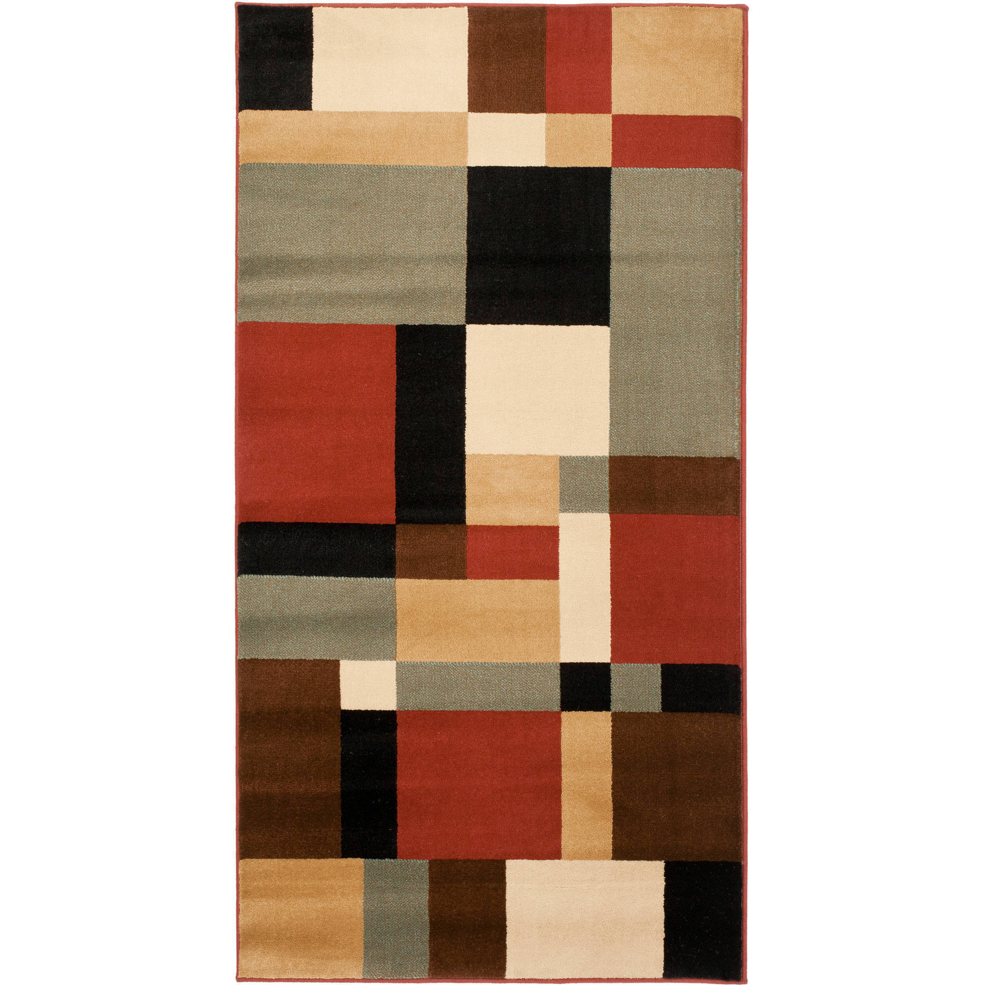 Safavieh Porcello Moderno Abstract Area Rug or Runner by Safavieh