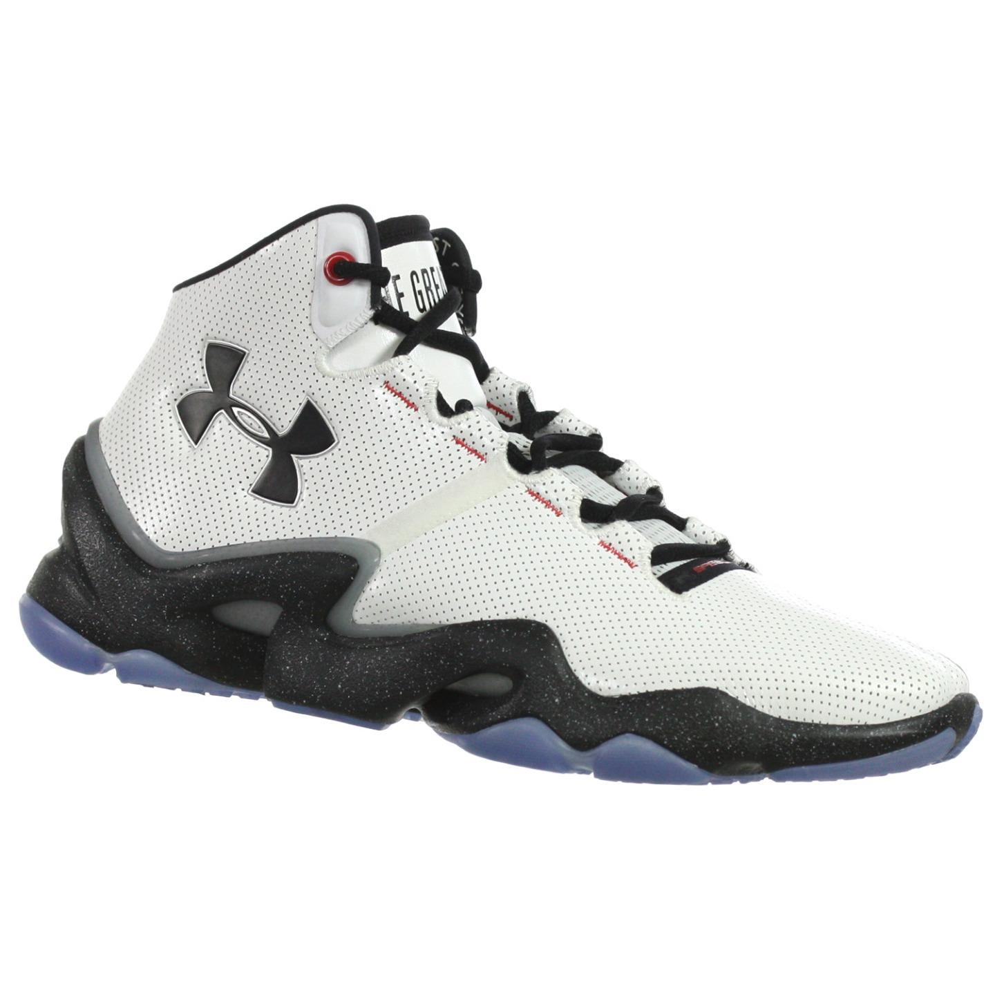 Under Armour MENS ATHLETIC SHOES SPEEDFORM PHENOM ALI WHI...