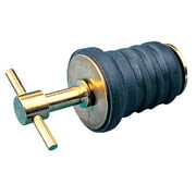 Sea-Dog 520080 Brass T-Handle Drain Plug - Bulk