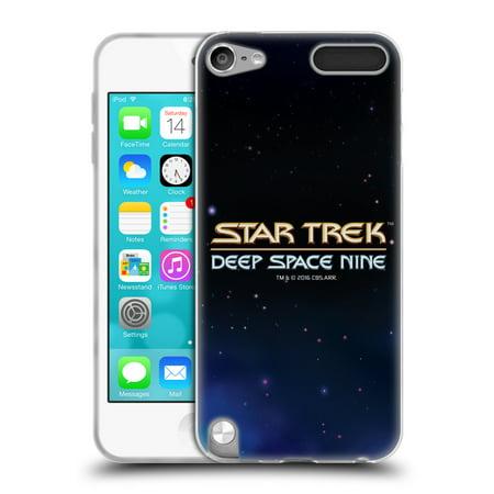 OFFICIAL STAR TREK KEY ART SOFT GEL CASE FOR APPLE IPOD TOUCH MP3