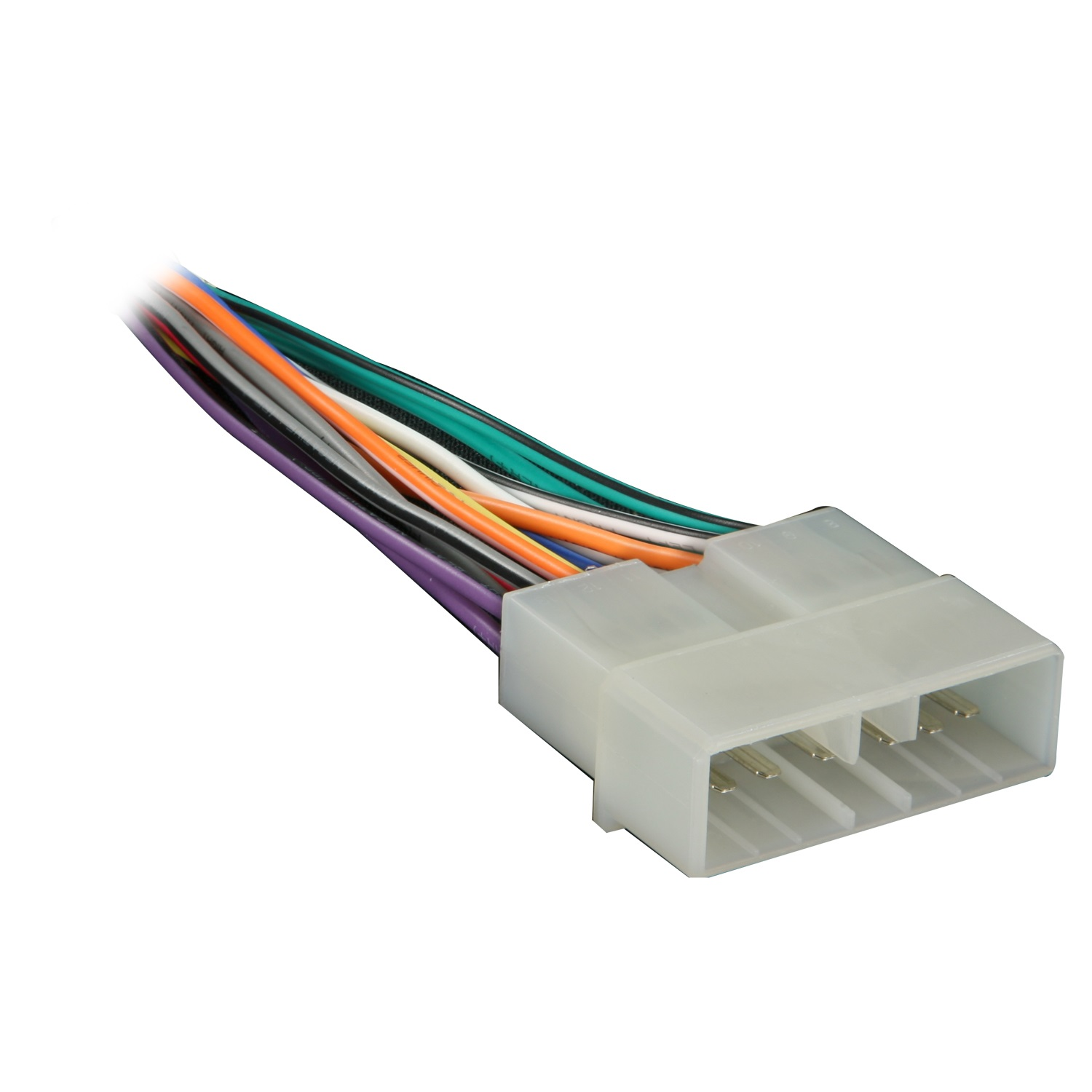 Metra Electronics 70 1002 Turbowire Radio Wiring Harness Cad