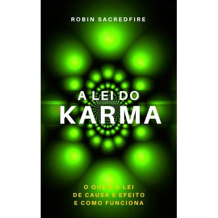 A Lei do Karma: O Que é a Lei de Causa e Efeito e Como Funciona - eBook - Efeito De Halloween