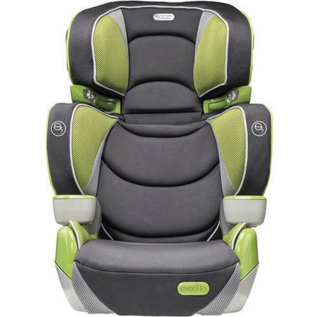 evenflo rightfit high back booster car seat yoshi