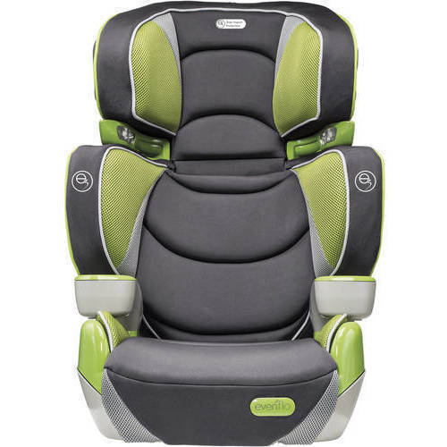 Evenflo RightFit High Back Booster Car Seat, Yoshi