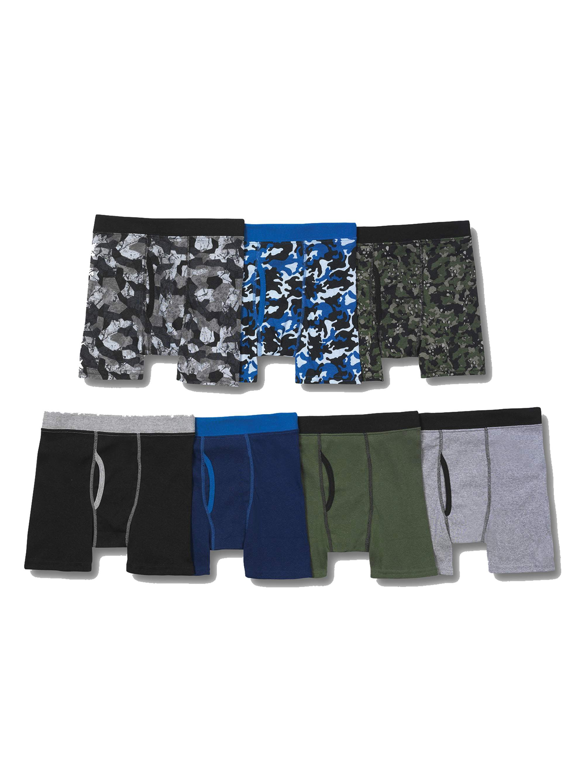 Hanes Boys Boxer Brief