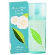 Elizabeth Arden Green Tea Camellia Eau De Toilette Spray for Women 3.3 oz