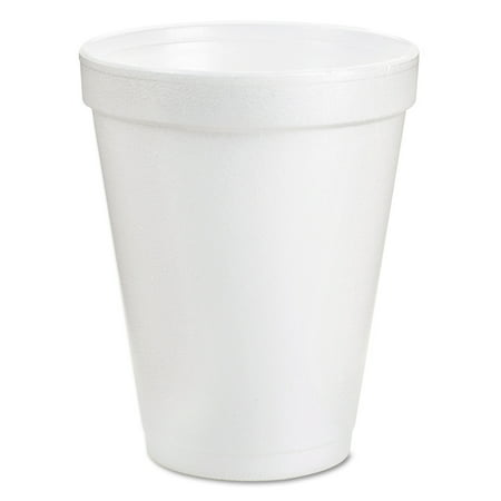 Styrofoam Drink Cups, 8 Oz., 1,000 Count