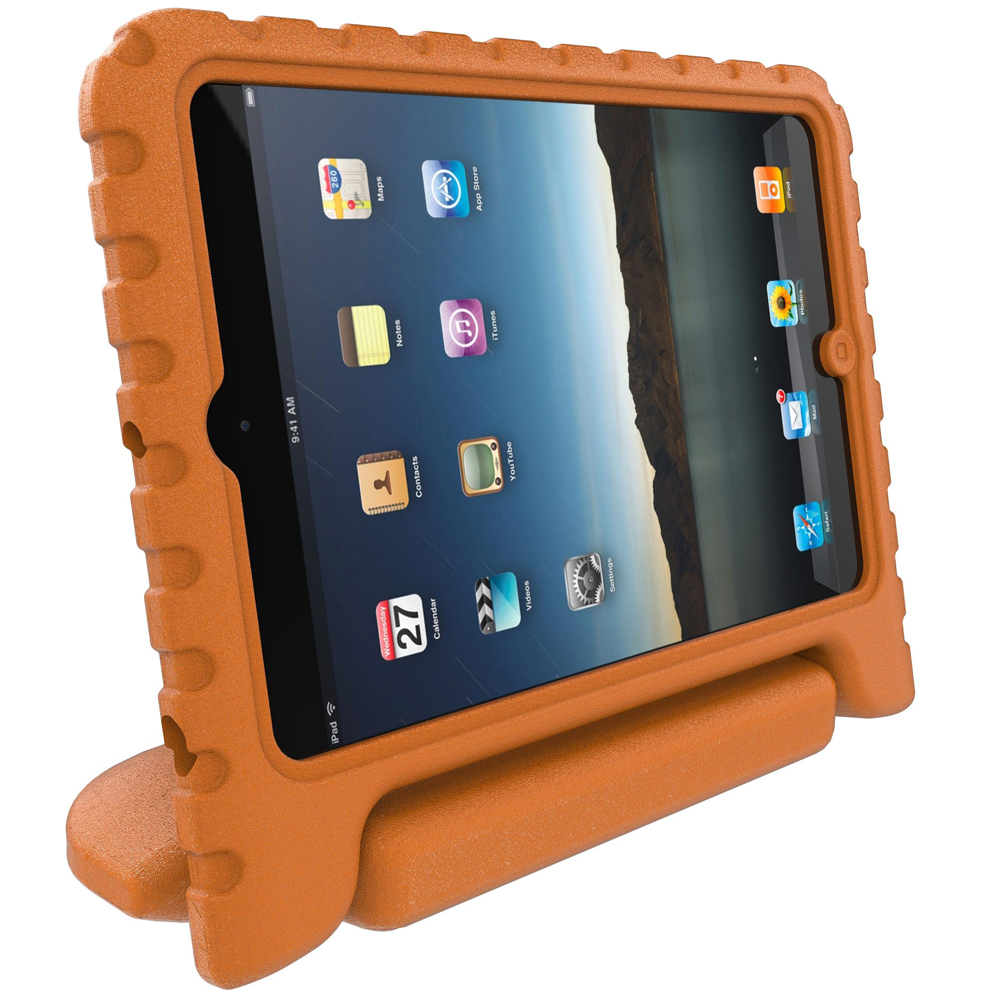 Stalion Safe Shockproof Foam Kids Case with Handle for Apple iPad 2 3 4 Air 2 Mini 1 2 3