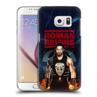 OFFICIAL WWE 2017 ROMAN REIGNS HARD BACK CASE FOR SAMSUNG PHONES 1