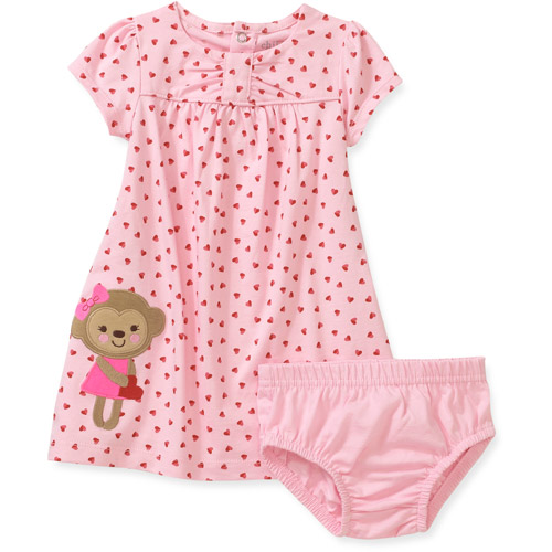 Child Mine e Piece Heart Dress Walmart