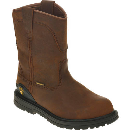 Herman Survivors Men's Bison Steel Toe Waterproof Work Boot ...