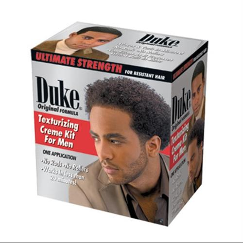 Duke Texturizing Creme Kit for Men Ultimate Strength, 1 Application (Pack of 2)