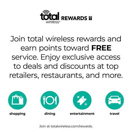 Total Wireless TCL LX Prepaid Smartphone