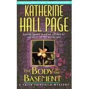Faith Fairchild Mysteries: The Body in the Basement (Paperback)