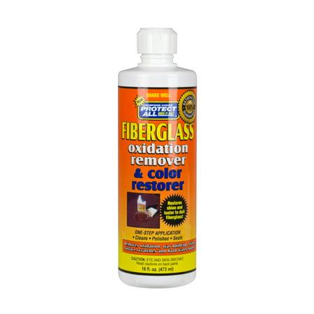 Fiberglass Oxidation Remover & Color Restorer - 16 oz - Protect All (Heavy Duty Oxidation Remover)