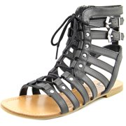G By Guess Holmes   Open Toe Synthetic  Gladiator Sandal