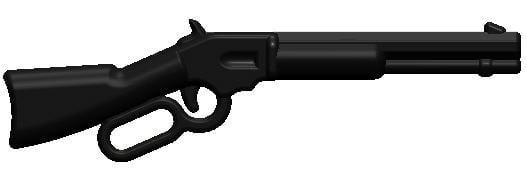 BrickArms Lever Action Rifle [Black] thumbnail