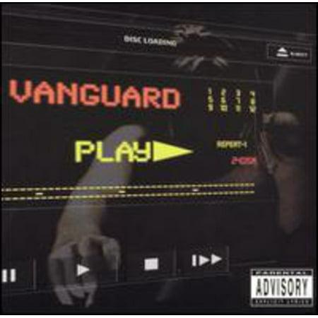 Vanguard   Play  Cd