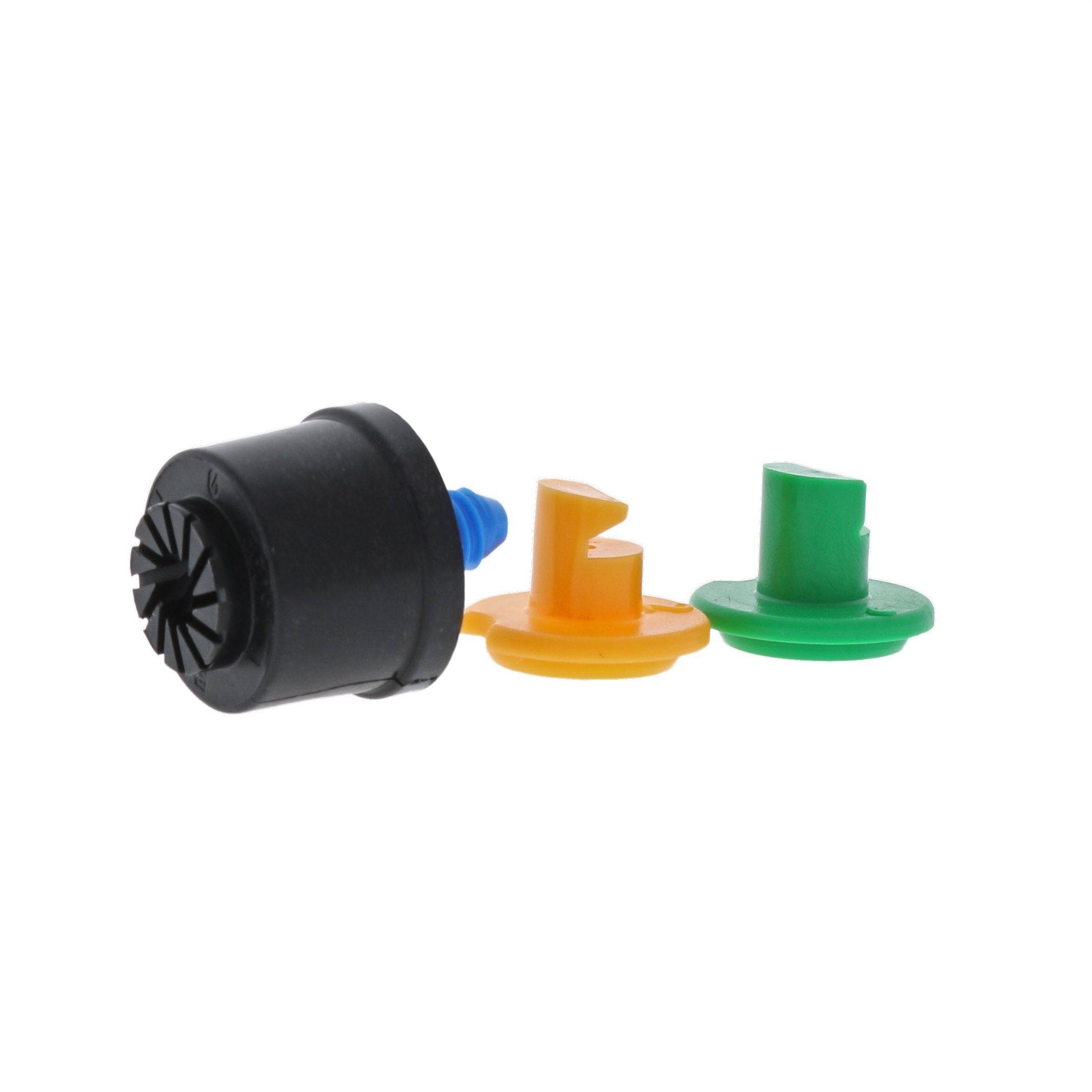 Dig Drip Irrigation Jet Sprayer on 10 32 Threads w  Replaceable Heads-3 pack by Dig
