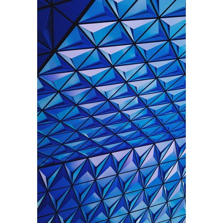 Road Frame Geometry (Framed Art for Your Wall Details Geometry Texture Lines Architecture 10x13 Frame )