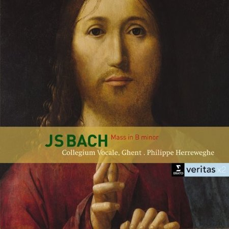 Bach   Collegium Vocale   Herreweghe   Mass In B Minor  Cd